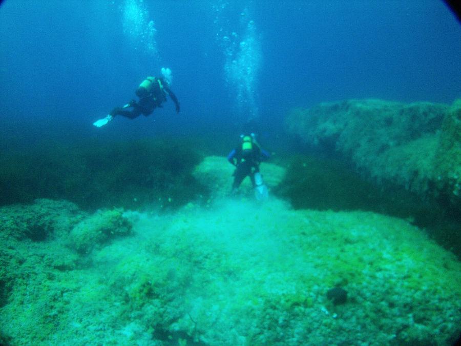Amphitheatre undersea