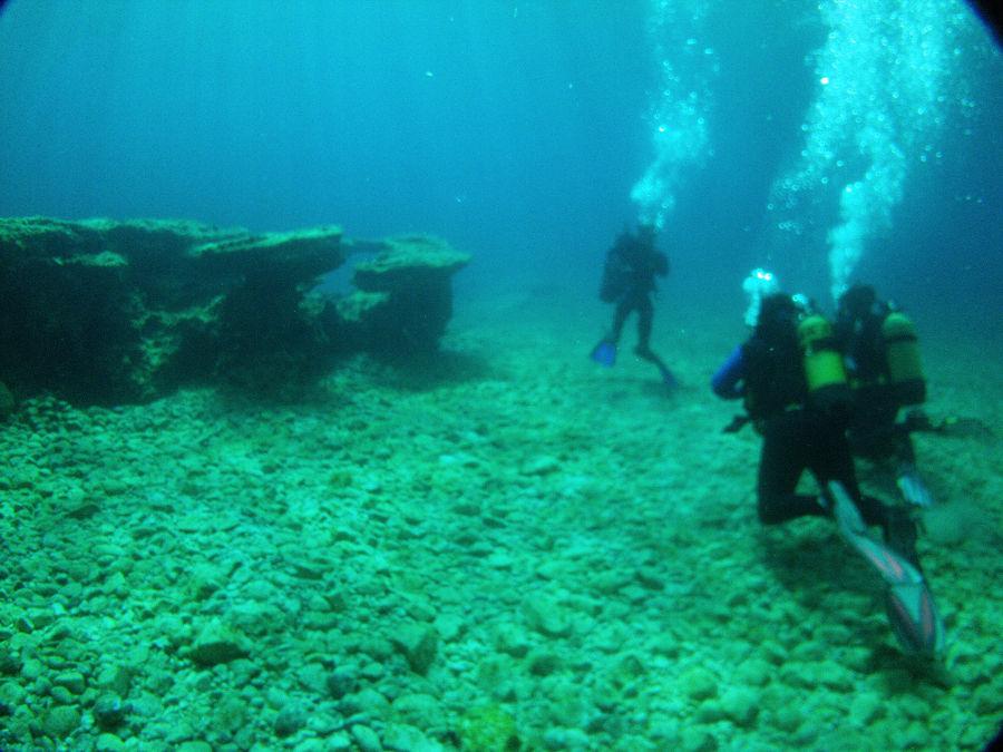 Fotiades Bay undersea