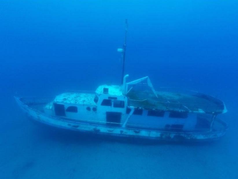 Laboe Wreck - Paphos