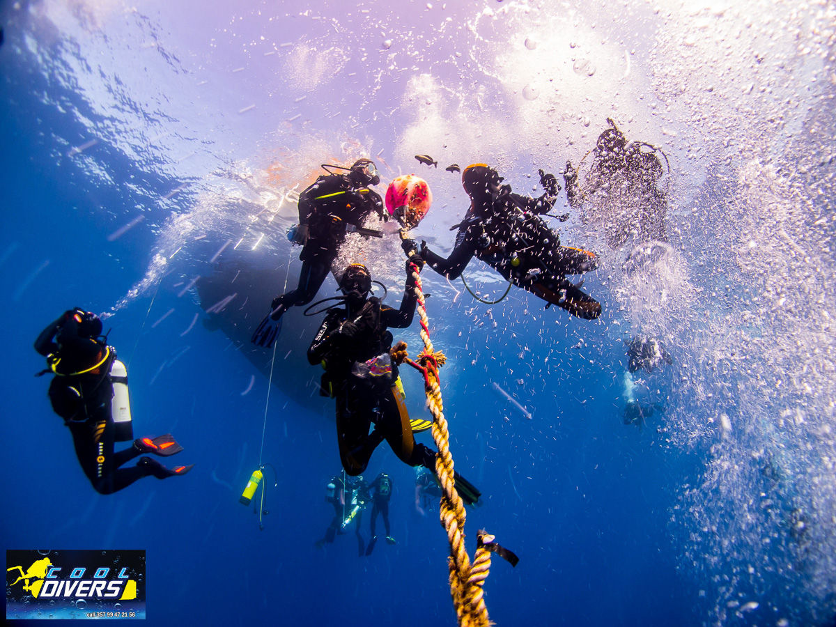 Cool Divers Latchi - home page image big background
