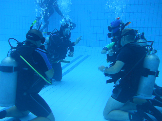 From Open Water Scuba Diver to Divemaster