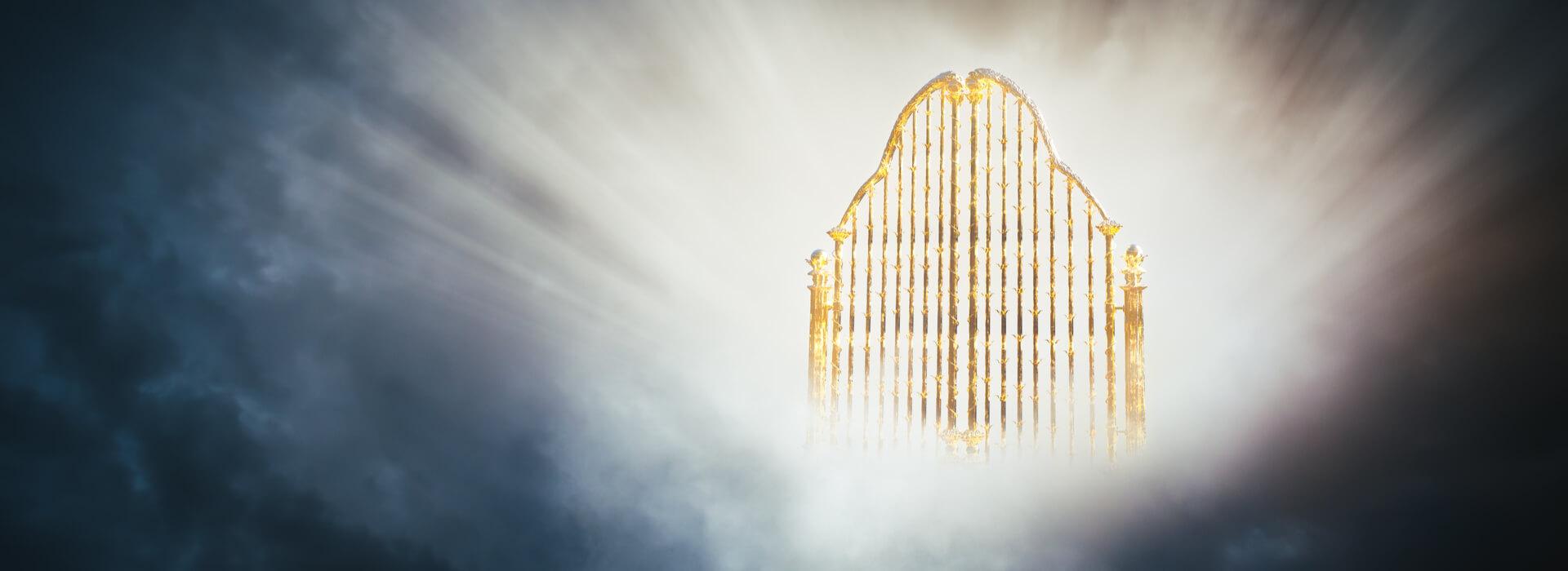 De poort van de hemel