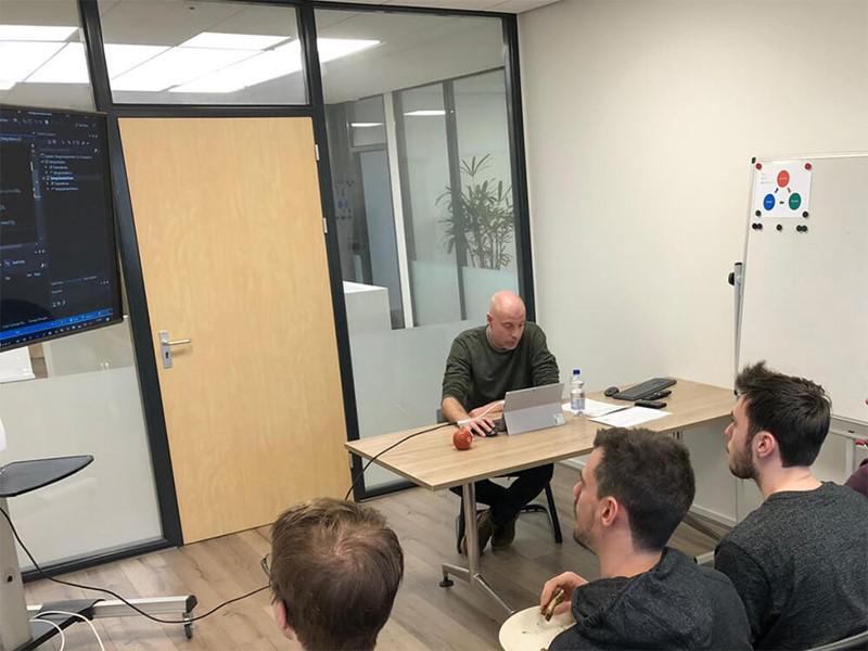 Test driven development workshop spreker