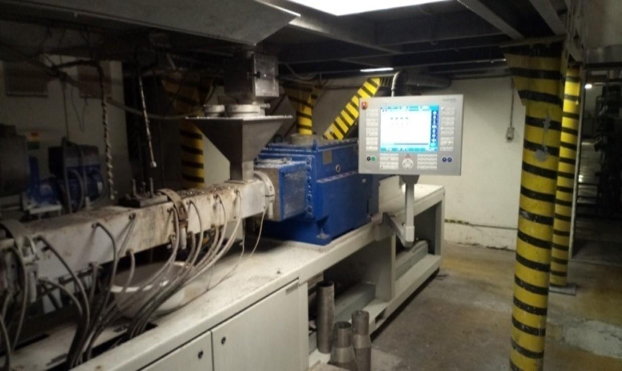 Thermoplastics Compounding