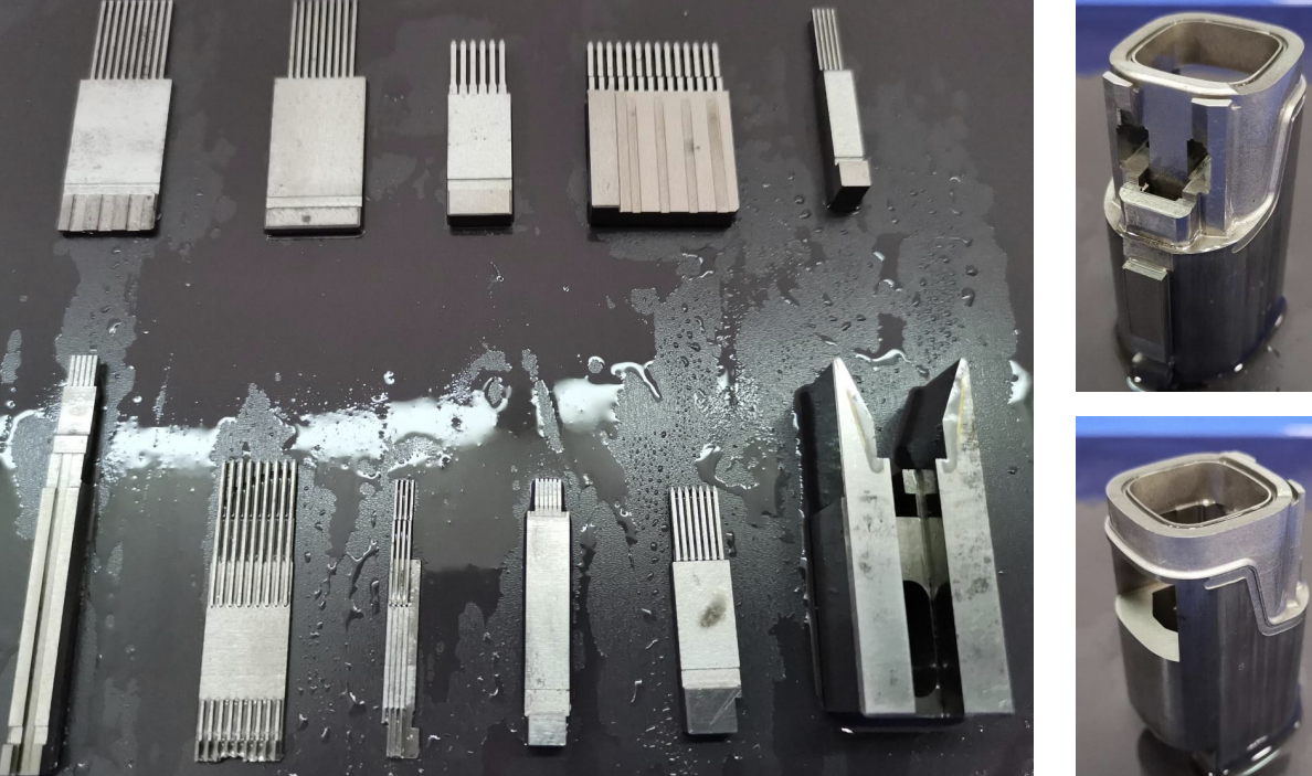 High Precision Spare Parts