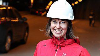 Ingelöv Eriksson er prosjektleder i Oslo kommunes Undergrunnsprosjekt.