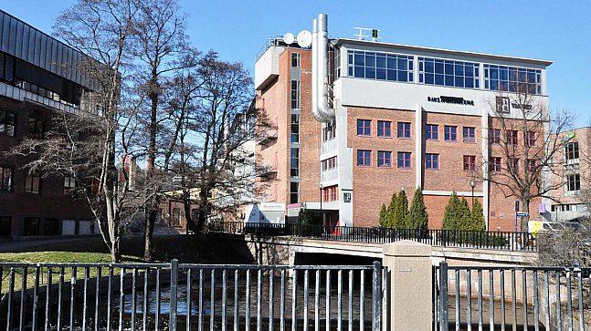 I dag holder Riksteatret til i bygningen som tidligere var Christiania Spigerverks jernlager.