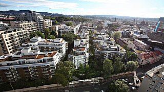 Pilestredet Park fikk Oslo bys arkitekturpris i 2005 for sin bruk av byøkologiske prinsipper.