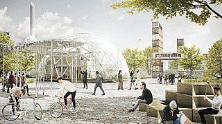FREMTIDENS HOVINBYEN: I Oslo er Urbact-prosjektet en del av det mye større prosjektet Hovinbyen, Oslos største byutviklingsområde.