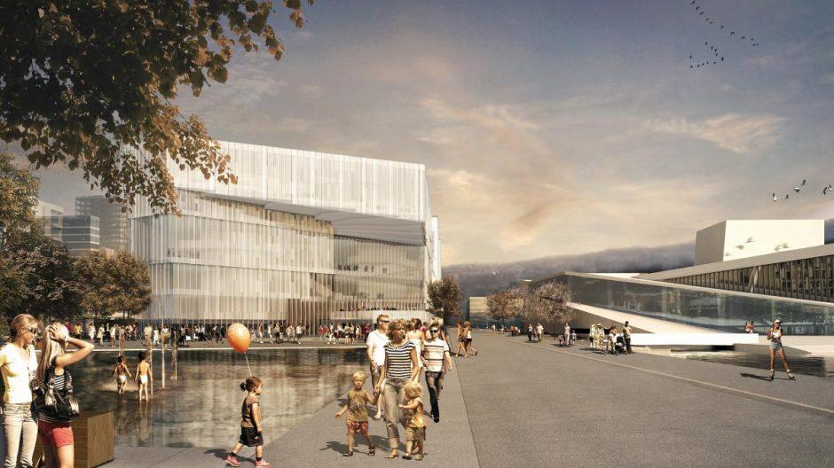 Nye Deichmanske bibliotek