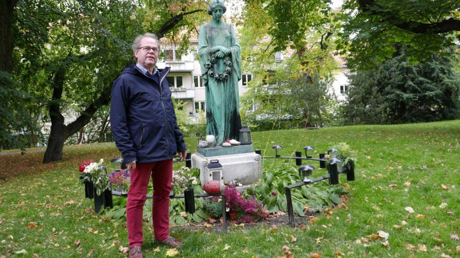 Stein Olav Hohle, konstituert direktør for Gravferdsetaten i Oslo kommune