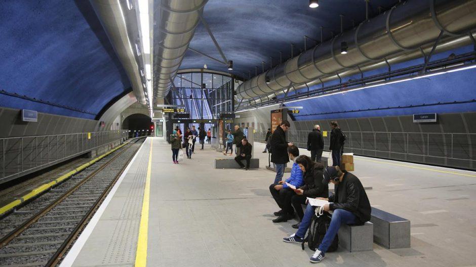 Løren T-banestasjon