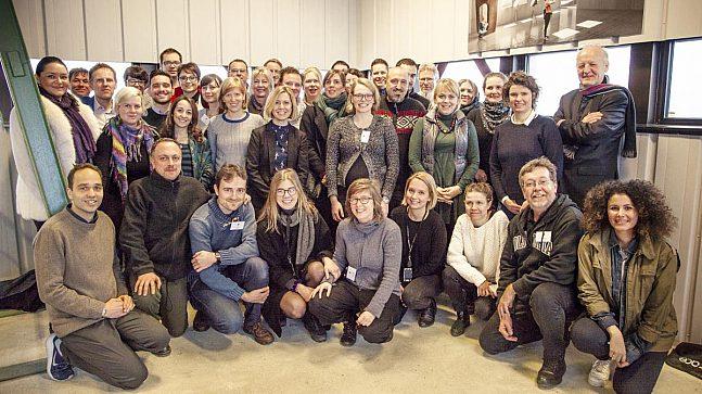 Deltakerne på Urbact-seminariet var både arkitekter, samunnsvitere og byplanleggere fra Norge og utlandet, samt lokale utbyggere fra Oslo.