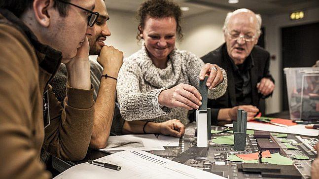 I Oslo er fokus for deltagelsen i Urbact lagt på utviklingen av Hovinbyen, byens største utviklingsområde, med mulighet for 30–40 000 nye boliger og 50–100 000 nye arbeidsplasser.