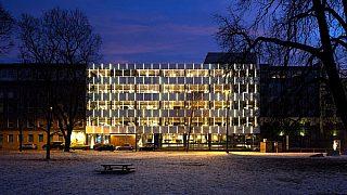 Oslo bys arkitekturpris 2017 gikk til Mat- og merkevarehuset på Grunerløkka. Det var her Sofienberg gata Agra Marginfabrikk ble etablert i 1885.
