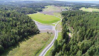 Avfallsdeponiet på Grønmo ligger nå langt under bakken, overflaten er dekket av grøntarealer og er foreslått tilrettelagt for friområder, idrettsaktiviteter og kretsløpslæring