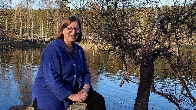Helga Gunnarsdóttir, styreleder for Østmarkas venner, er skuffet over at reguleringsplanen ikke inneholder mer konkretiserte planer for hvordan Grønmo er tenkt utviklet