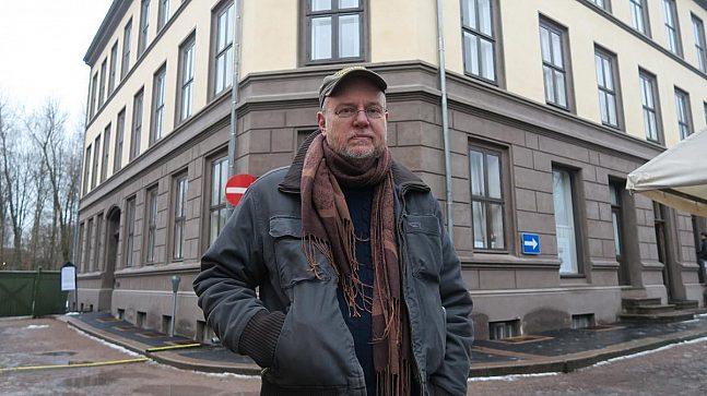 Morten Bing er kulturhistoriker og prosjektleder for Wessels gate 15 på Norsk folkemuseum