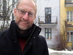 Morten Stige - Byantikvaren