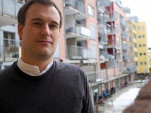 Bjørn Wikan i Plan- og bygningsetaten