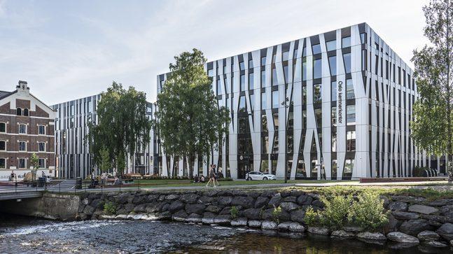 Spikerverket I Nydalen