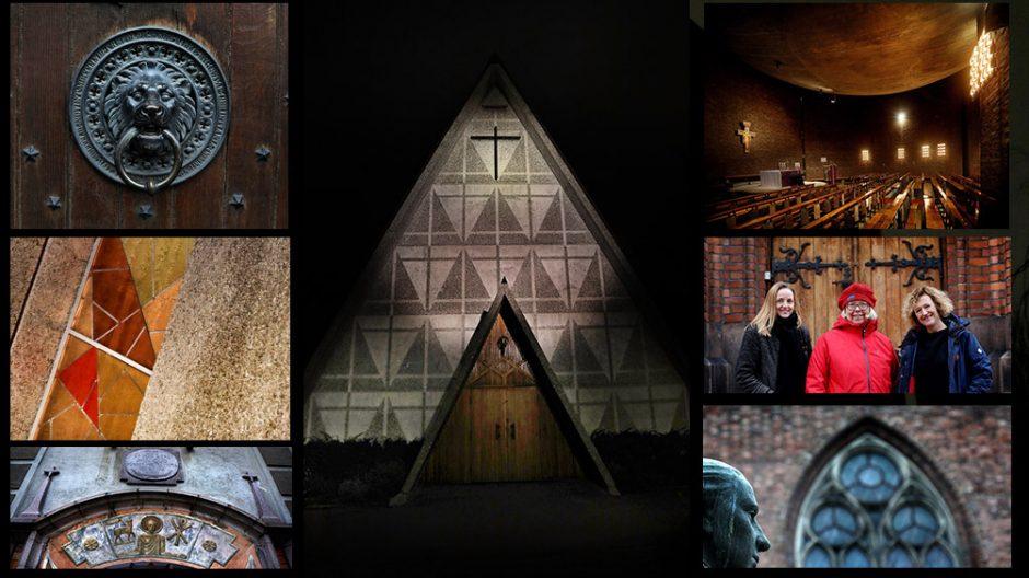 Kirker montasje