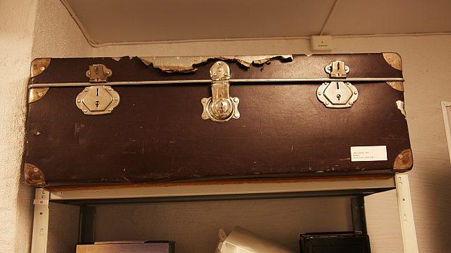 Koffert Jødisk museum