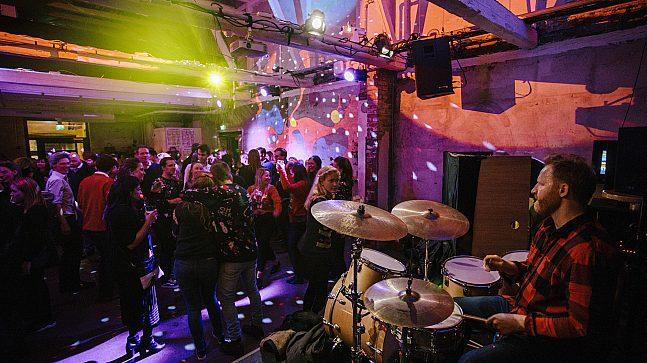 Konsert Kulturhuset 2.0
