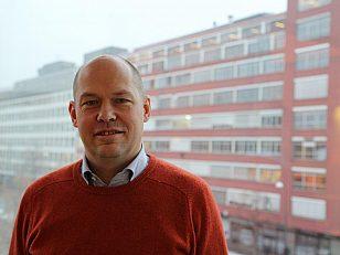 Sjefingeniør Gard Skoe Fredriksen i EBY