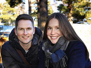 Karen og Frank fra PBE