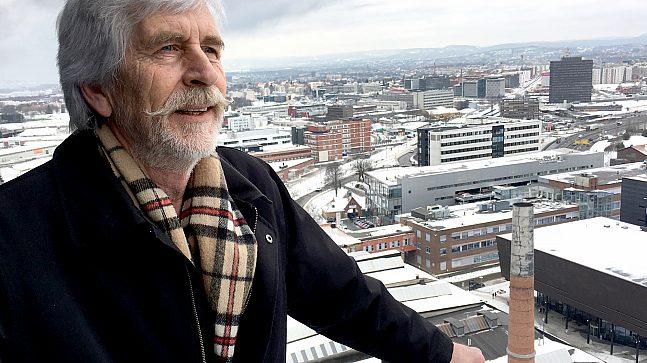 Prosjektdirektør Holmen-Jensen i Oxer-eiendom