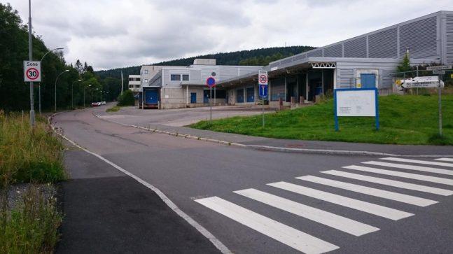 Fotgjengerovergang Pottemakerveien Rødtvet