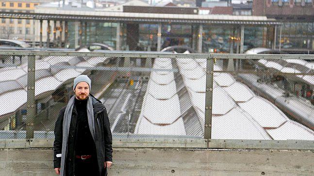 Seniorarkitekt Paul Koefoed i Plan- og bygningsetaten