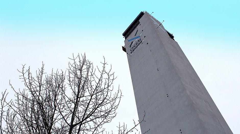 Oxertårnet på Økern