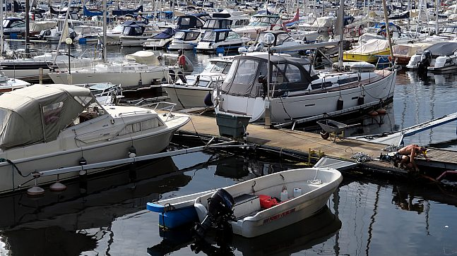 Det er trolig 8.000-9.000 fritidsbåter i Oslo, bare i Frognerkilen ved Bygdøy ligger rundt 3.000 båter fordelt på flere båtforeninger.
