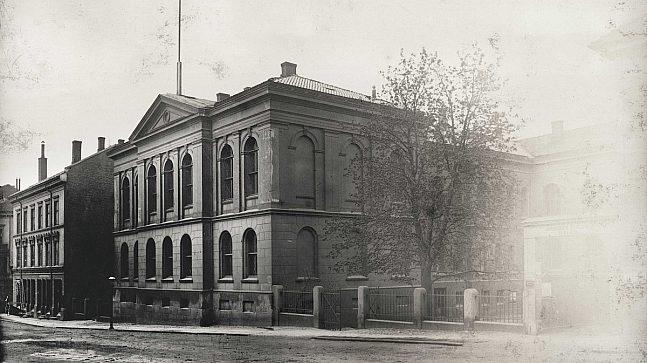Hammersborg skole