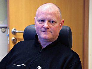 Ståle Malnes, fagansvarlig for rørinspeksjon i Oslos Vann- og avløpsetat