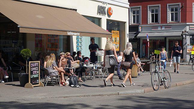 Uteservering-Kaffebrenneriet-Olaf-Ryes-Plass