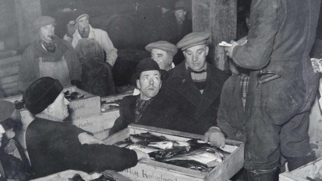 I en periode var det 250 fiskehandlere i Oslo, og svært mange av dem handlet i Fiskehallen.