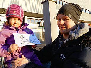 Anders Smedstad Og Ella Torp Smedstad
