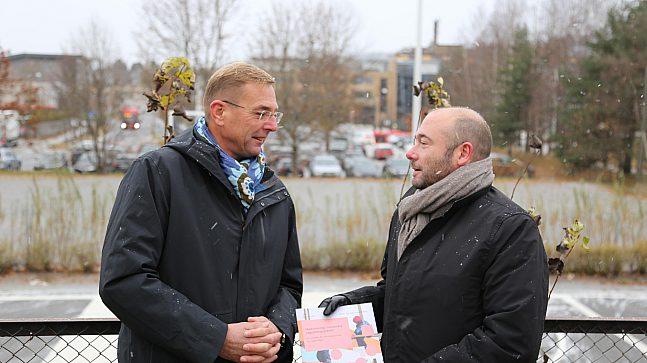 Baumann og Vaa Bermann