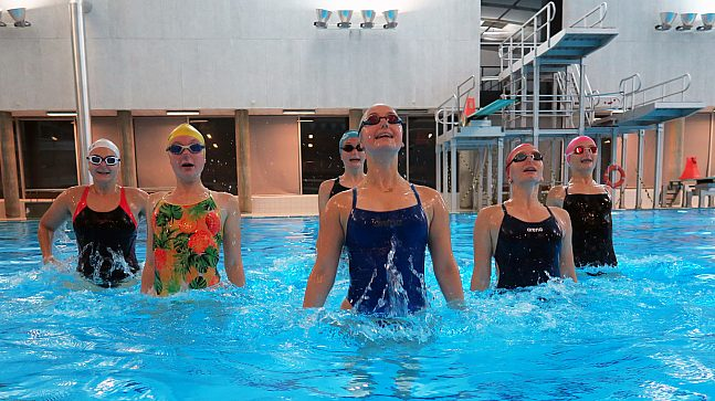 Synkronsvømming
