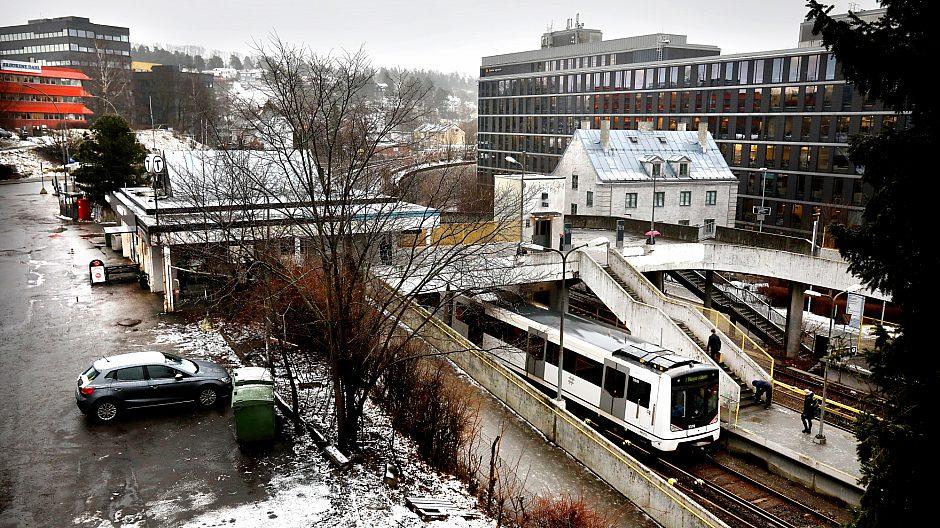 Deler av «Nytorget» skal bygges som et tak over T-banen, og torgbygget skal være en blanding av butikker, kontorer og boliger.