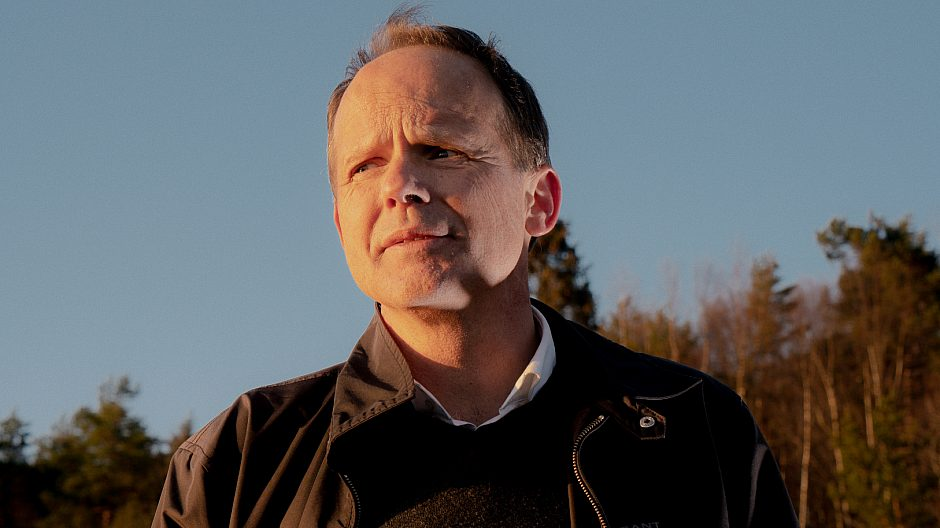 Paal Mork er spesialkonsulent for e-mobilitet i Bymiljøetaten og har stått sentralt i utbyggingen av ladeanlegget på Røverkollen.