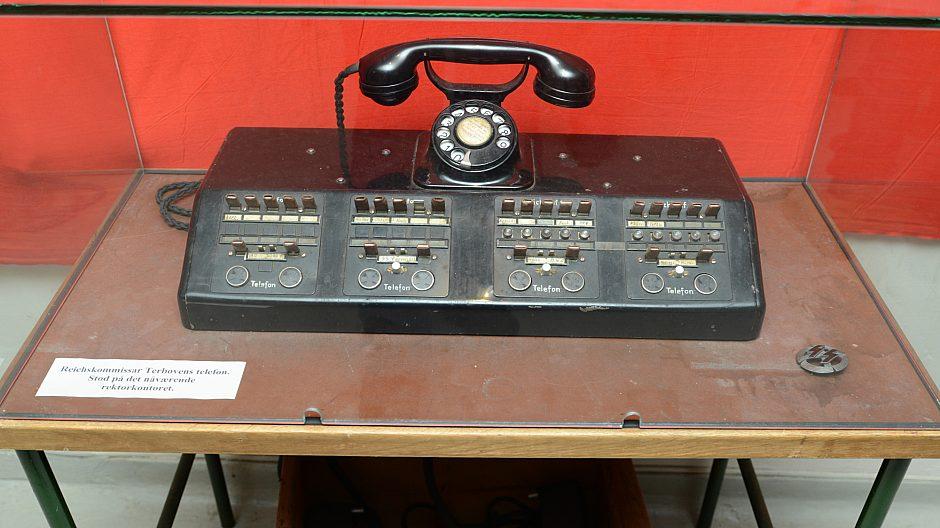 Terbovens telefon