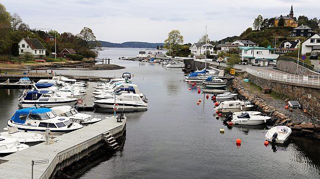 Sundet mellom Malmøya og Ormøya