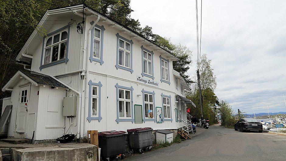 Malmøya landhandel