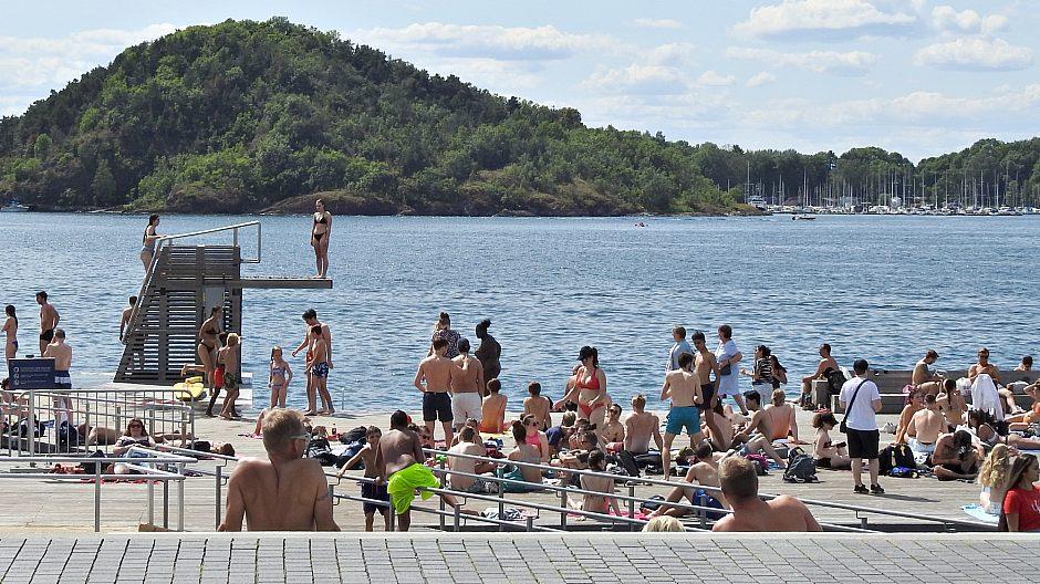 Bjørvika sjøbad