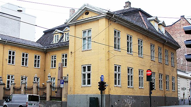 Den gamle krigsskolen