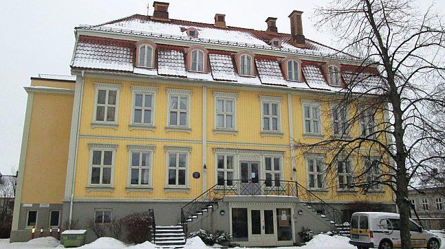 Schaftelokka Oslo hovedbygning